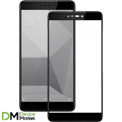 Защитное стекло Full Cover Xiaomi Mi Max 2 Black