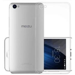Силиконовый чехол Meizu U20 (прозрачный)