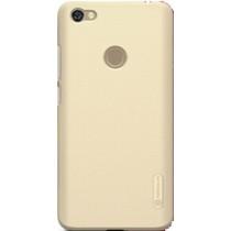 Чехол Nillkin Super Frosted Shield для Xiaomi Redmi Note 5a Prime Gold