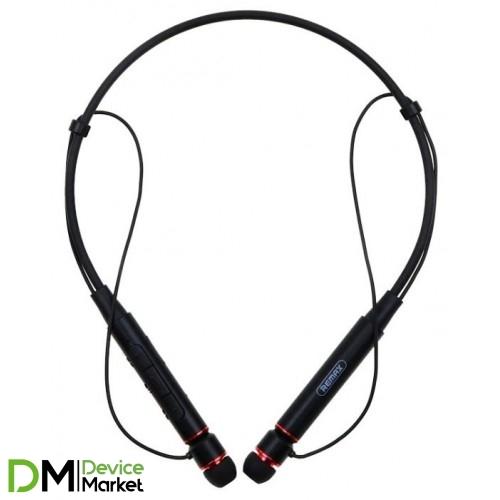 Bluetooth гарнитура Remax RB-S6 Black