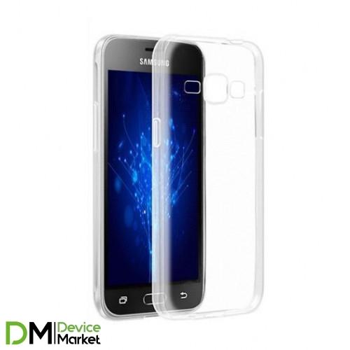 Чехол силиконовый  Samsung J105