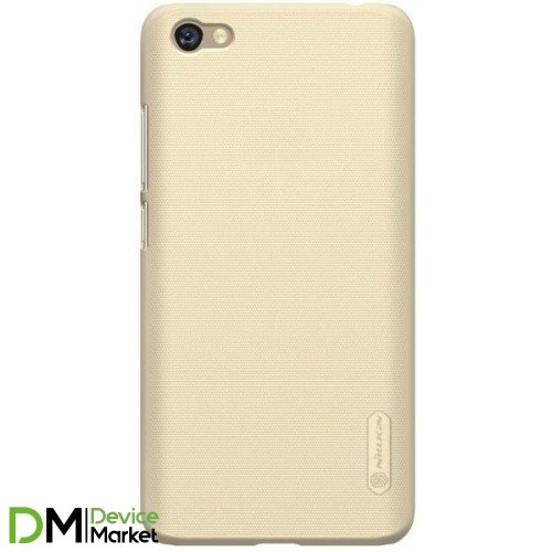 Чехол Nillkin Super Frosted Shield Xiaomi Redmi Note 5a Pro Gold