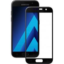 Защитное стекло 3D Samsung A7 2017 (A720) Black