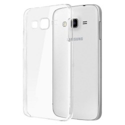 Ultra Thin Silicon Case Samsung J320 (J3-2016) White