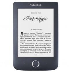 Электронная книга PocketBook 614 Basic 3 Black