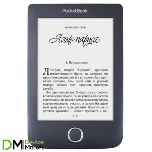 PocketBook 614 Basic 3 Black