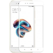 Защитное стекло на Xiaomi Mi A1 White