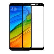 Защитное стекло Xiaomi Redmi 5 Plus Black