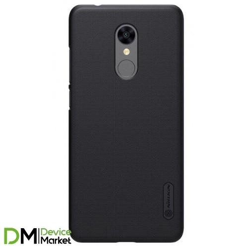 Чехол Nillkin Super Frosted Shield Xiaomi Redmi 5 Black