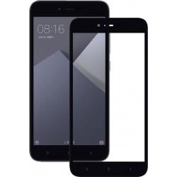 Защитное 3D стекло на Xiaomi Redmi Note 5A (Black)