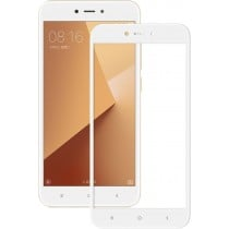 Защитное 3D стекло на Xiaomi Redmi Note 5A (White)