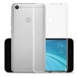 Чехол силиконовый Xiaomi Redmi Note 5A (прозрачный)