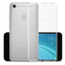 Чехол силиконовый Xiaomi Redmi Note 5A Prime (прозрачный)