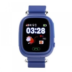 Smart Baby Watch Q90 Dark Blue