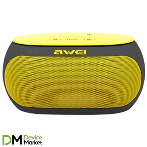 AWEI Y200 BT Yellow