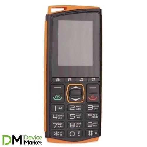 Sigma mobile Comfort 50 Mini 4 Black/Orange