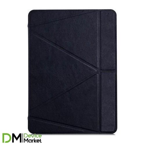 Чехол книжка iMAX IPad 2/3/4 Black