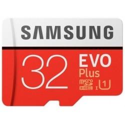 Samsung microSDHC 32GB EVO PLUS UHS-I (R95, W20MB.s)