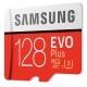 Samsung microSDXC 128GB EVO PLUS UHS-I U3 (R100, W90MB/s)