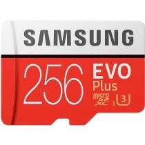 Samsung microSDXC 256GB EVO PLUS UHS-I (R100, W90MB.s)