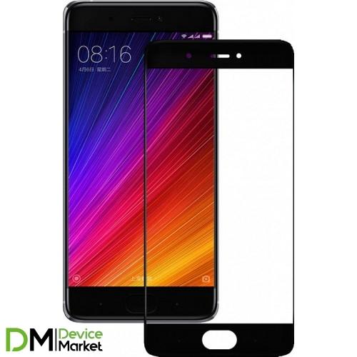 Защитное стекло Xiaomi Mi5S Black