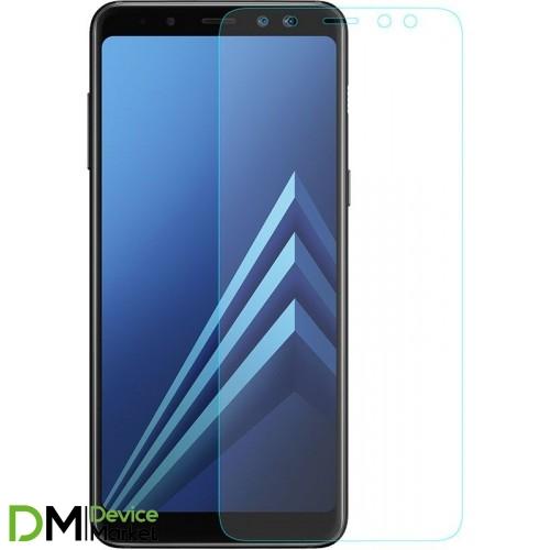 Защитное стекло Samsung A8 2018 (A530)