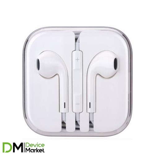 Apple EarPods with Remote and Mic (MD827FE/A)