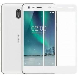 Защитное стекло Nokia 2 White