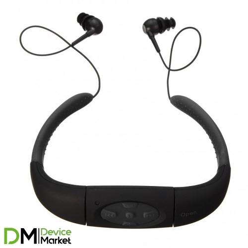 Наушники MP3 IPX8 Music Player 8GB