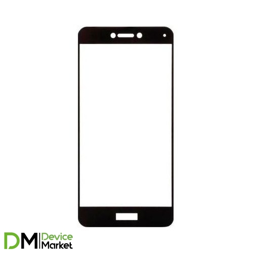 Защитное стекло Huawei Y3 2017 Black