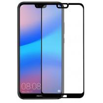 Защитное стекло Huawei P20 Lite Black