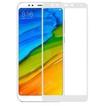 Защитное стекло Xiaomi Redmi Note 5 Pro/Note 5 White
