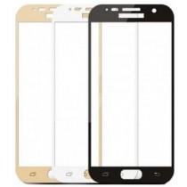 Защитное стекло 3D Samsung J250 Gold