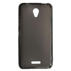 Чехол Lenovo A1010 силиконовый Black