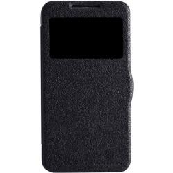 Чехол Nillkin Fresh Series Leather Case для Lenovo A680 black