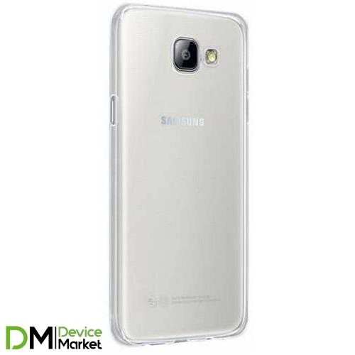 Чехол силиконовый Samsung A510