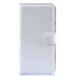 Чехол книжка Lenovo A816 White
