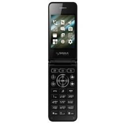 Sigma mobile X-Style 28 Flip Black