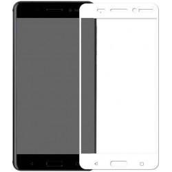 Защитное стекло 3D Nokia 6 White