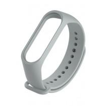Ремешок для Фитнес-трекера Xiaomi Mi Band 3,4 Gray