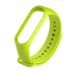 Ремешок для Фитнес-трекера Xiaomi Mi Band 3 Lime green