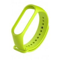 Ремешок для Фитнес-трекера Xiaomi Mi Band 3,4 Lime green
