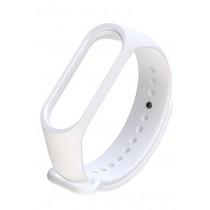 Ремешок для Фитнес-трекера Xiaomi Mi Band 3,4 White