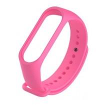 Ремешок для Фитнес-трекера Xiaomi Mi Band 3,4 Pink