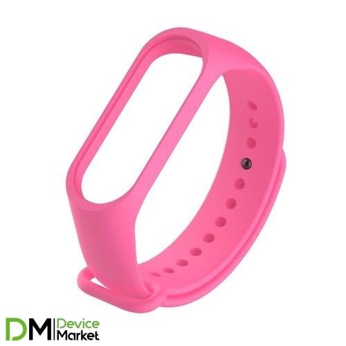Ремешок для Фитнес-трекера Xiaomi Mi Band 3 Pink