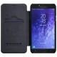 Кожаный чехол (книжка) Nillkin Qin Series для Samsung J400F Galaxy J4 (2018)