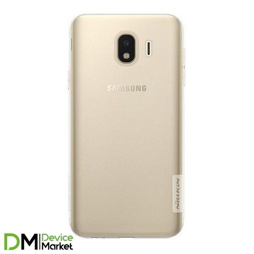 TPU чехол Nillkin Nature Series для Samsung J400F Galaxy J4 (2018) (прозрачный)