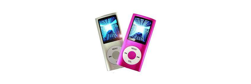 MP3/MP4 плеера
